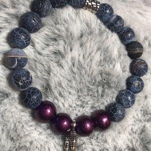 Jewelry - handmade healing stone bracelet.
